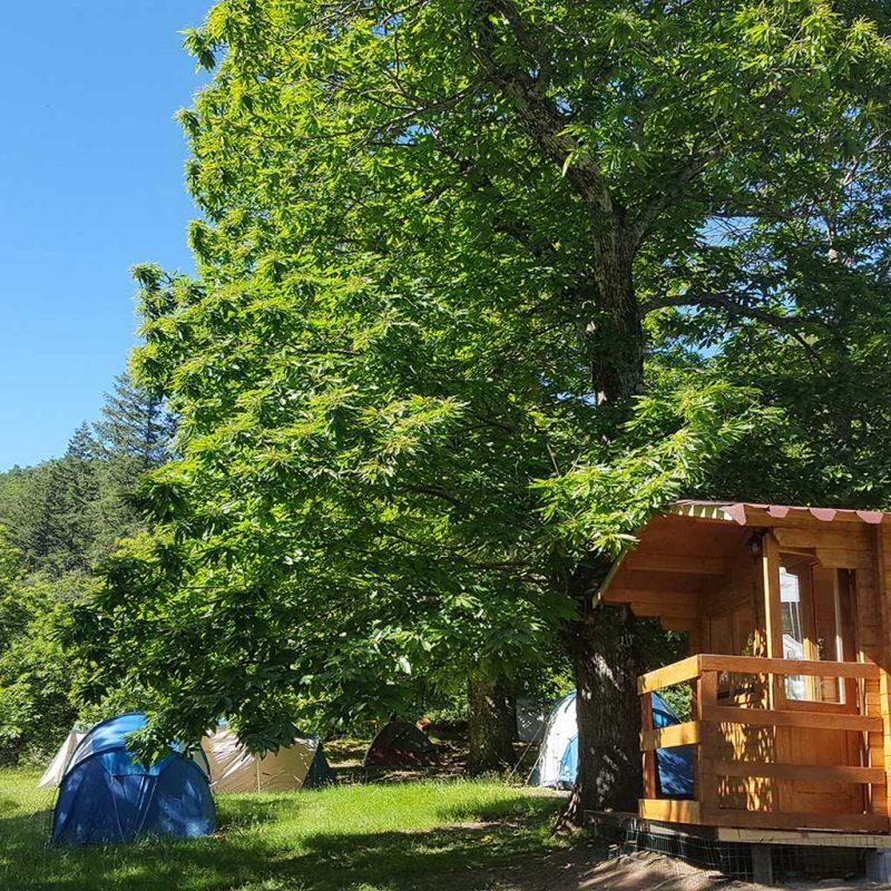 Camping-Camaldoli